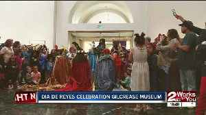 """Gilcrease Museum gears up for its second annual """"Dia de Reyes"""" celebration [Video]"""