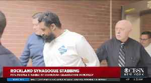 $5 Million Bail For Accused Monsey Stabber [Video]