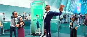 Spies in Disguise Film Clip - Entrance [Video]
