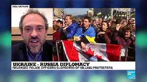 Prisoner swap deal seen as 'real attack on credibility of Ukraine justice system' [Video]