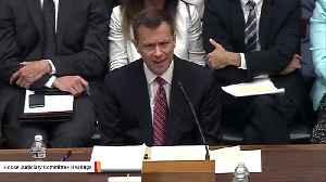 Peter Strzok: FBI And DOJ Violated My Free Speech, Privacy Rights [Video]