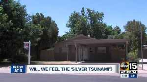 As boomers age, researchers predict a nationwide 'Silver Tsunami' [Video]