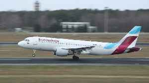 A Cabin Crew Strike Forces Eurowings To Cancel More Than 170 Flights [Video]