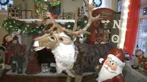 Why Go to the North Pole When You Can Visit Santa's House in Farmingdale! [Video]