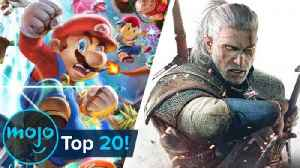 Top 20 Video Games of the Decade [Video]