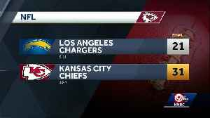 Chiefs top Bolts 31-21 to earn No. 2 seed, first-round bye in AFC playoffs [Video]