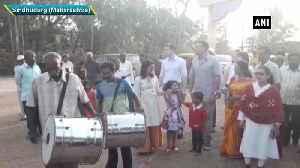 Ireland PM Leo Varadkar visits his ancestral village in Maharashtra Sindhudurg [Video]