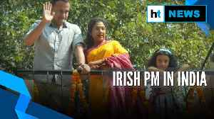 Watch: Ireland PM Leo Varadkar visits ancestral village in Maharashtra [Video]