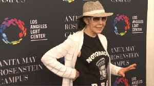 Lily Tomlin arrested at Jane Fonda's latest protest [Video]