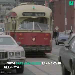Here's The Story Behind Toronto's Iconic Streetcars [Video]