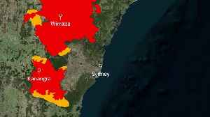 Australia bush fires expected to spread into the new year [Video]