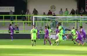 The world's greenest soccer club nets its wooden stadium [Video]
