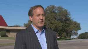 Texas Attorney General Ken Paxton Gives Statement On White Settlement Church Shooting [Video]