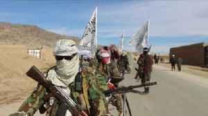 Taliban commander warns no peace talks until all US troops leave Afghanistan [Video]