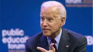 Biden Demonstrates Transparency With Fundraising Contributors [Video]
