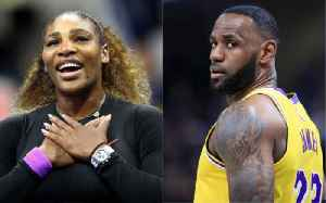 LeBron James and Serena Williams Named Athletes of the Decade [Video]