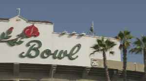 Rose Bowl History in California [Video]