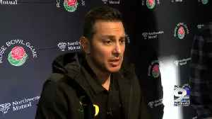 Web Extra: Pt. 2 Andy Avalos on Rose Bowl trip (12/2/7/19) [Video]