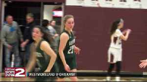 12/27/29 SCORES: Westmoreland's big third quarter lifts them over Oriskany in girls hoops [Video]