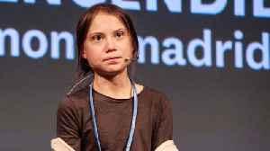 David Attenborough Praises Greta Thunberg Over Skype [Video]
