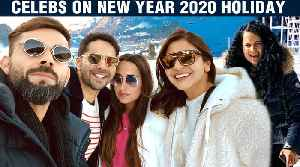 Kangana, Anushka Virat, Varun, Natasha Dalal Celebrate New Year 2020 | Priyanka Nick, SRK, Taimur [Video]