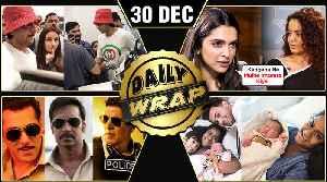 Salman Niece Ayat's 1st Pictures, Ranveer Shops For Deepika, Deepika Praises Kangana | Top 10 News [Video]