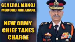 Gen Manoj Mukund Naravane takes charge as the 28th Army Chief | OneIndia News [Video]