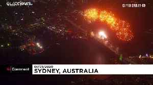 Happy New Year Australia! Sydney welcomes in 2020 with celebratory fireworks [Video]