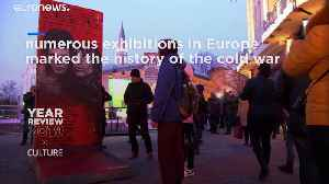 Review 2019: How commemoration and controversy shaped Europe's cultural year [Video]