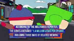 Viewers Watched 30 Billion Minutes of 'South Park' in 2019 [Video]