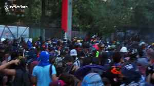 Chile proudly continues to protest amid government repression [Video]