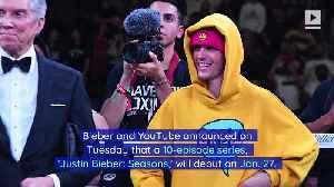 Justin Bieber Launching YouTube Docuseries 'Seasons' [Video]