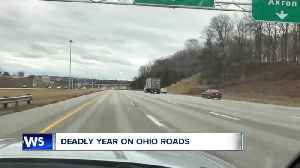 Troopers increasing enforcement as deadly year on Ohio roads comes to a close [Video]