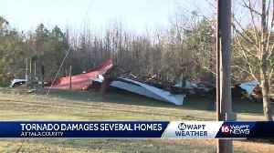 Attala county recovering after tornado [Video]