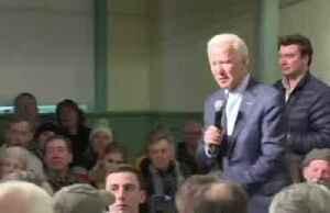 Biden says he's open to Republican running mate [Video]