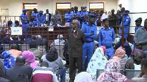 Sudan sentences 29 to death for torturing, killing protester [Video]