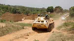 Central African Republic clashes: United Nations adds more troops [Video]