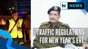 News video: New Year's Eve traffic regulations in Delhi, drink & drive penalty: All you need to know