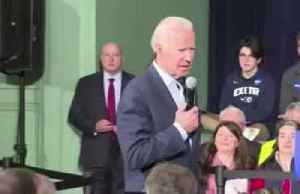 Biden open to Republic as running mate [Video]