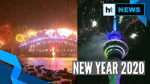 Watch: Australia, New Zealand celebrate New Year 2020 with fervor, fireworks [Video]