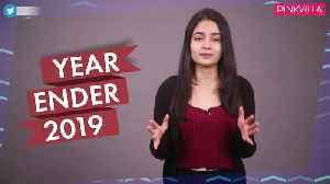 Ananya Panday to Saiee Manjrekar star kids who made their Bollywood debut in 2019 Pinkvilla [Video]