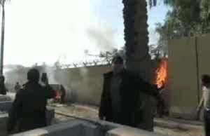 Iraq decries air strikes, U.S. embassy besieged [Video]