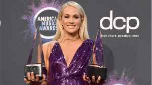 Carrie Underwood Is Stepping Down As CMA Host [Video]