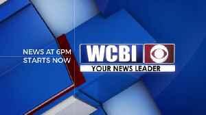 WCBI NEWS AT SIX - SATURDAY, DECEMBER 28TH, 2019 [Video]