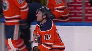 Edmonton Oilers vs. New York Rangers - Game Highlights [Video]