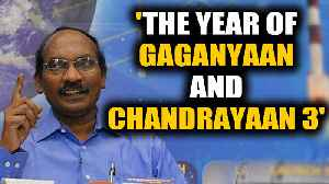 ISRO chief K Sivan details space agency's plans for New Year 2020 | OneIndia News [Video]
