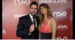 """Leila Ciancaglini️️ Interview """"Smash IX: Night of Champions"""" Event Red Carpet [Video]"""