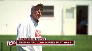 John Dorsey out as Browns General Manager [Video]