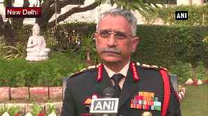 It's a step towards bringing peace, prosperity in region Army CHief on abrogation of Article 370 [Video]