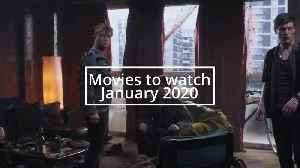 Top movies to watch in January [Video]